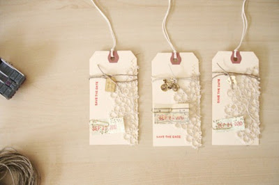 creative+save+the+date+ideas+tags Wedding Inspiration: Creative Save the Dates {Round 2}