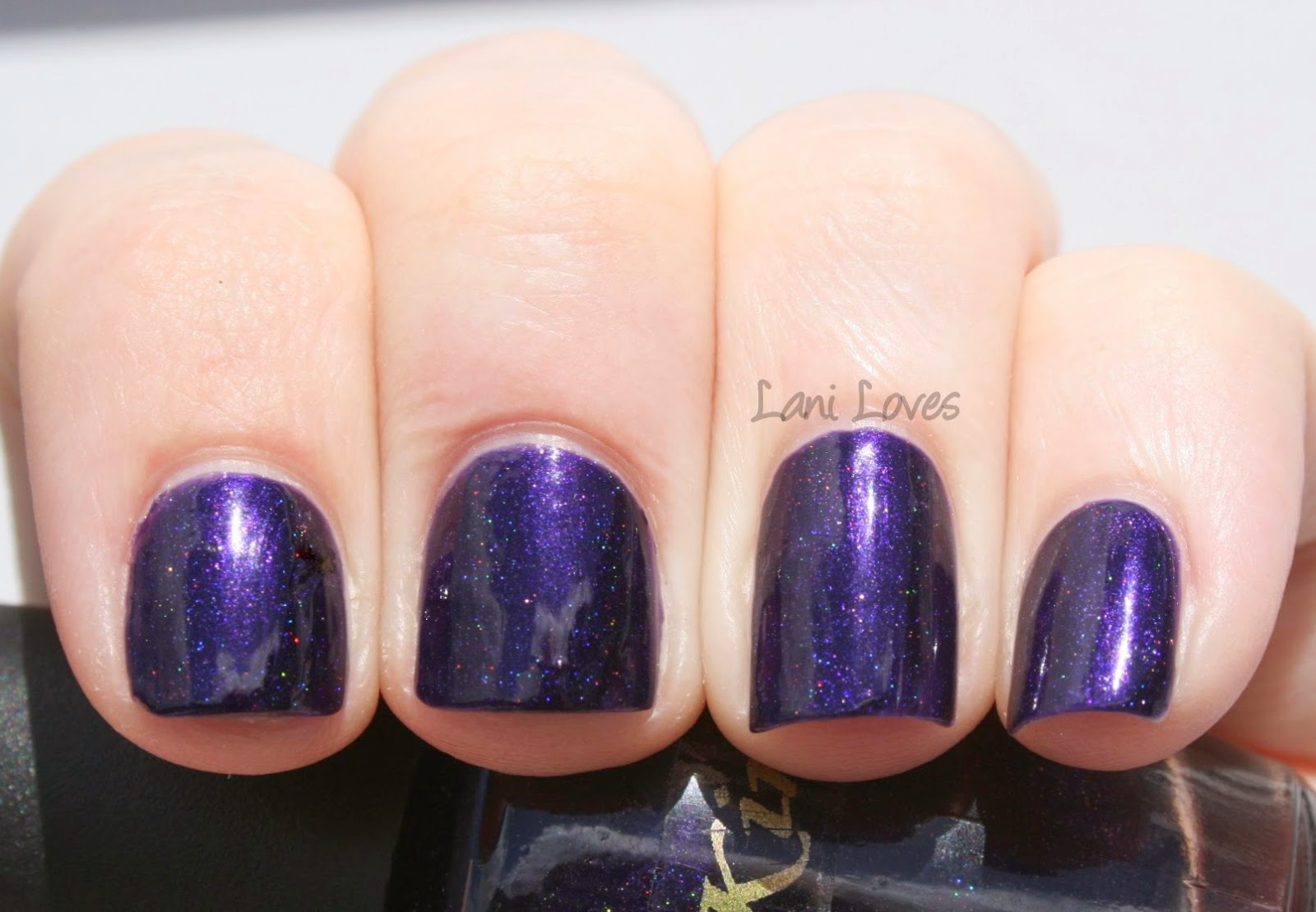 Star Kin Purple Haze Swatch