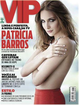 viphot Revista VIP   Patrícia Barros   Abril de 2012