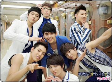 JANG SEOKHEE FIRST TIME MET INFINITE