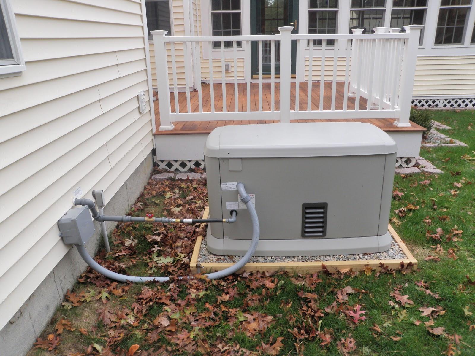 RCA Electrical Contractors Inc Cape Cod MA Generac Generators