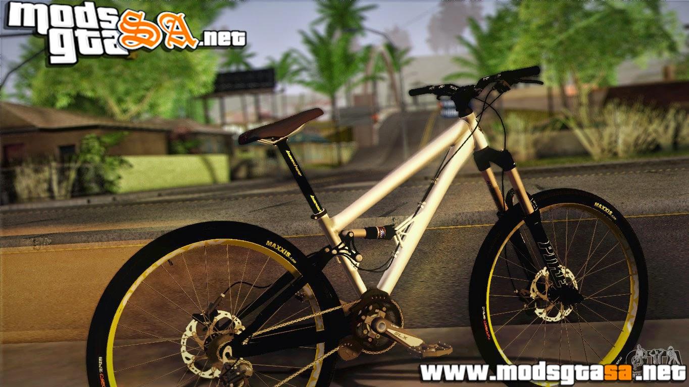 SA - Banshee Rampant Bike
