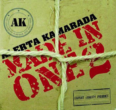 ALERTA KAMARADA - Made in One2 (2012)