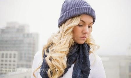 Cách chăm sóc tóc hiệu quả cho mùa đông không bị sơ rối 6
