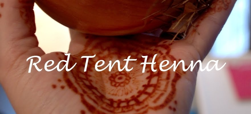 Red Tent Blessingways and Henna