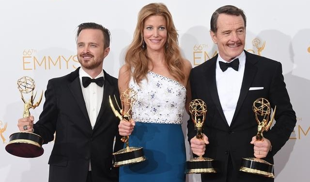Breaking Bad - Emmys 2014