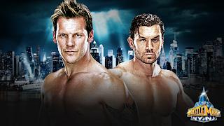 fandango lucha vs el leon de la WWE, chris jericho mano a mano vs fandango en la mejor lucha libre del mundo wrestlemania
