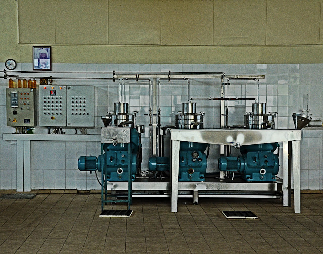 фабрика завод мануфактора оливковое масло Греция Крит Георгиуполис