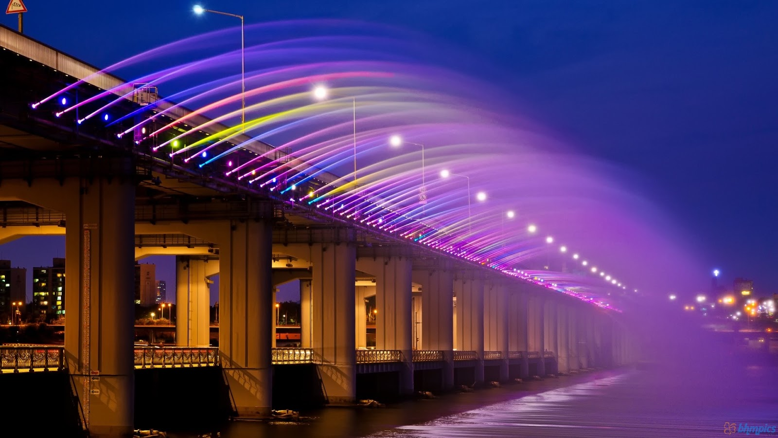 Resultado de imagen de seoul banpo bridge