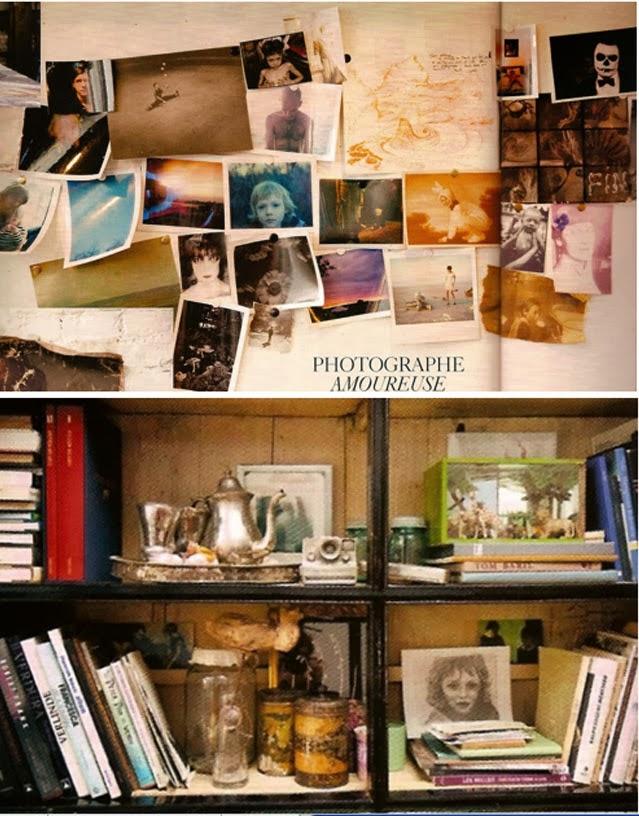 Helena Christensen moodboard