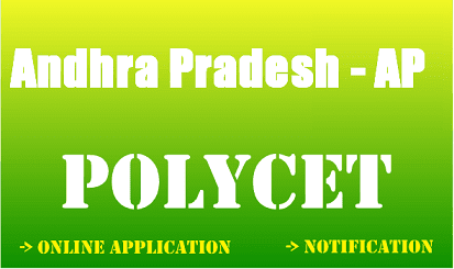 AP POLYCET 2015 CEEP Notification Application Form