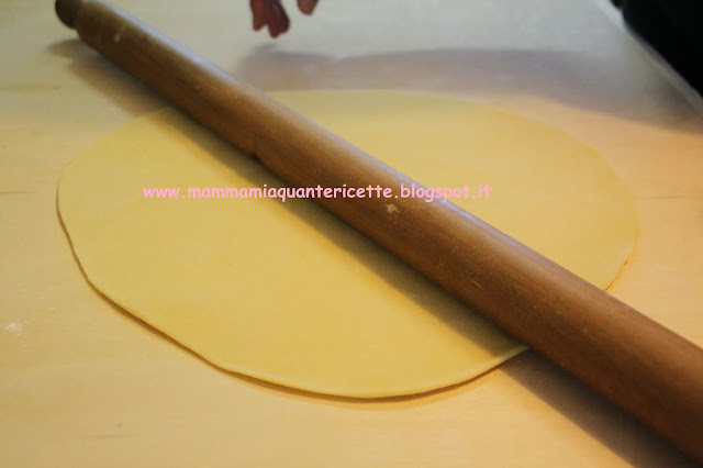 pasta fresca- base