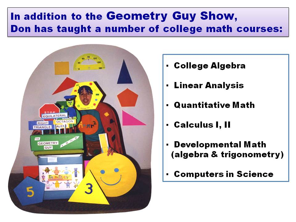 math showcase Mathematics the mathematics program provides students with a solid foundational knowledge in the subjects of calculus, probability, geometry, modern algebra and real analysis.