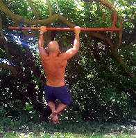 how to make your own pull up bar