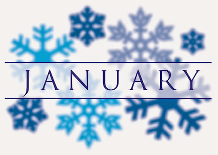 Welcome to JANUARY