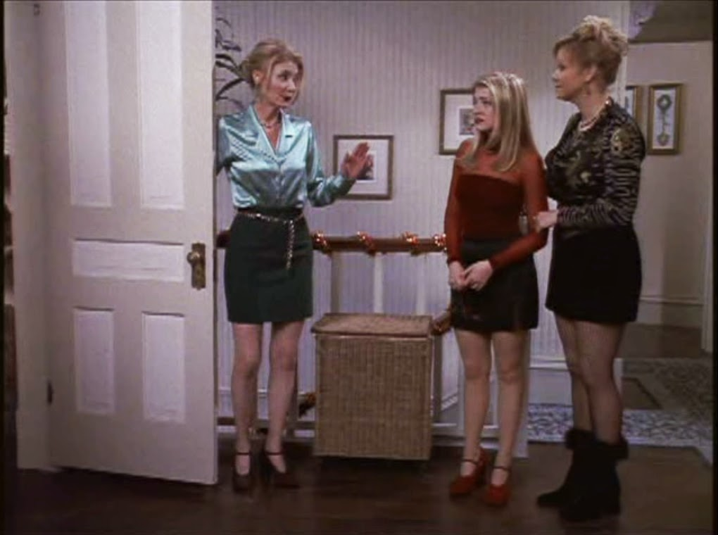 Sabrina The Teenage Witch Outfits