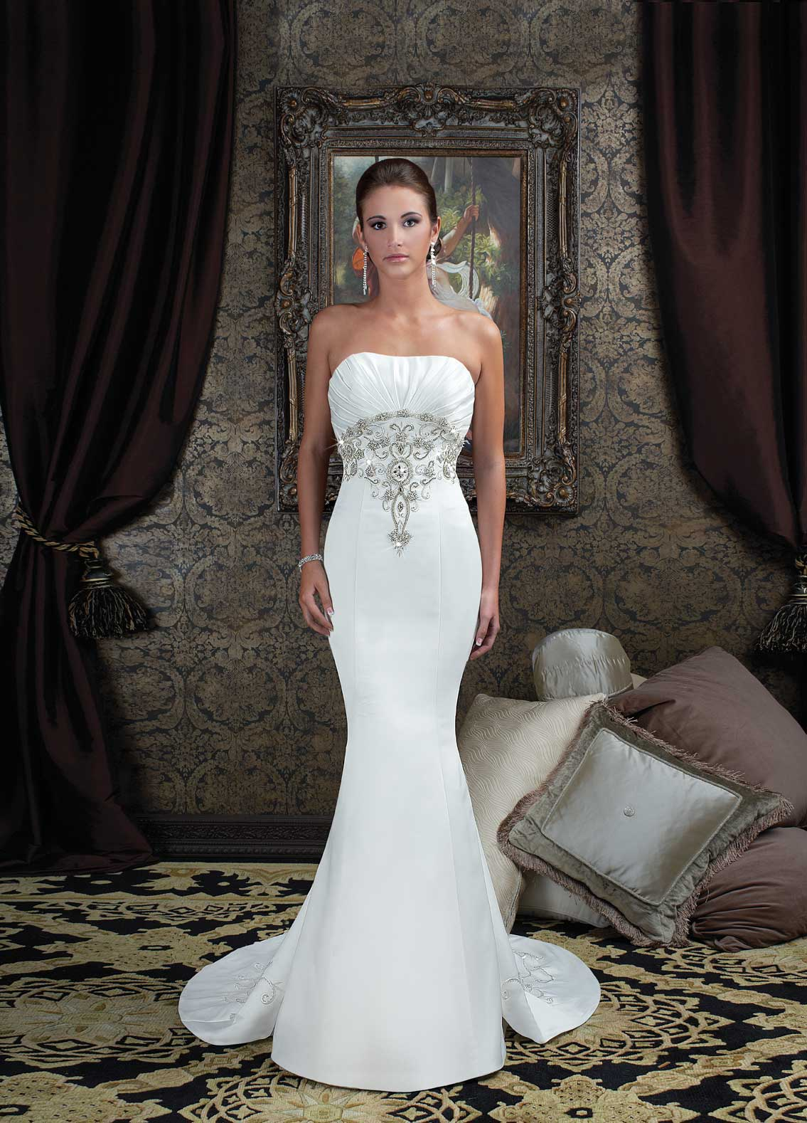 Couture Mermaid Wedding Dresses Designs
