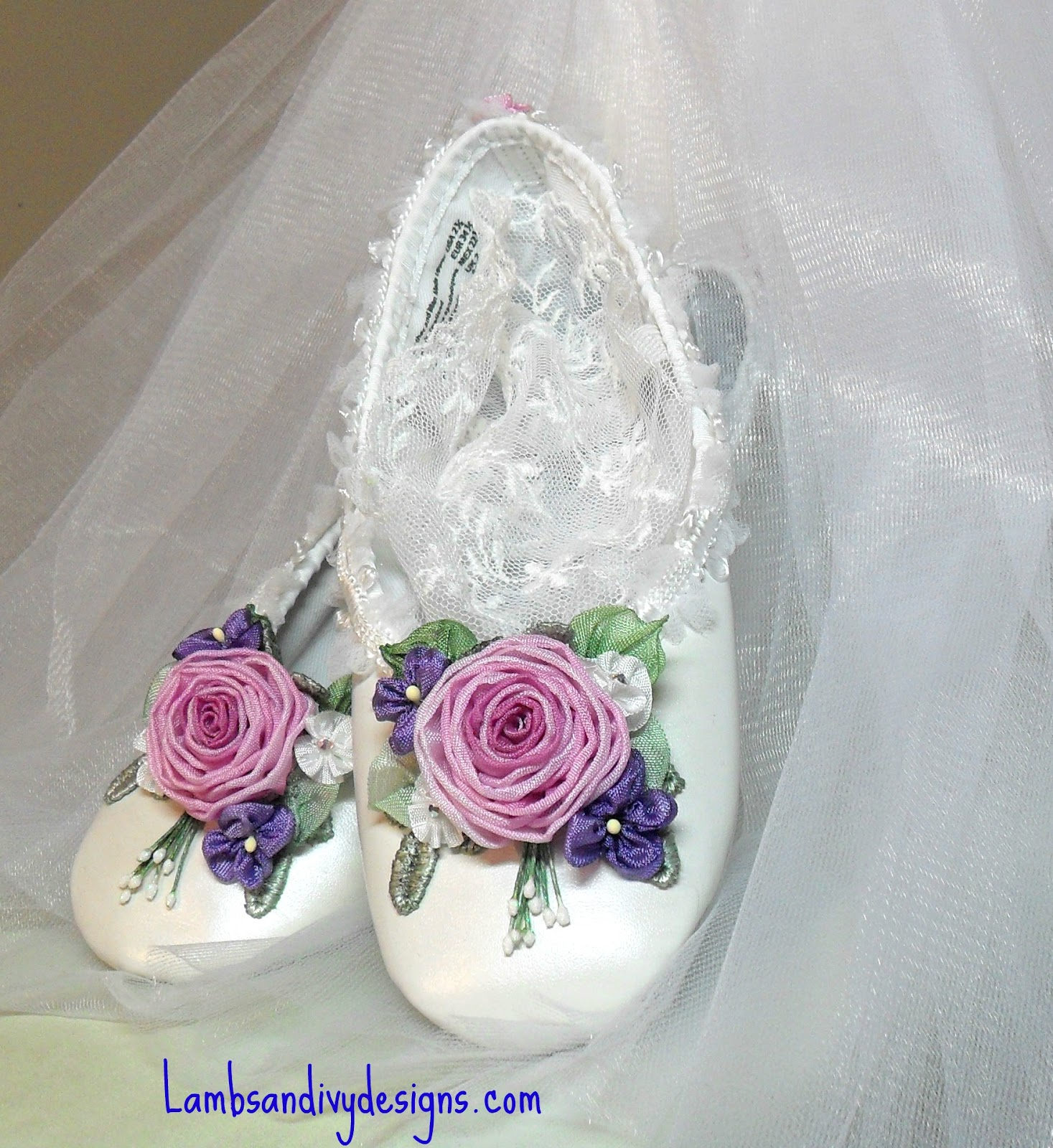 Lambs and Ivy Designs Fairy Princess Flower Girl