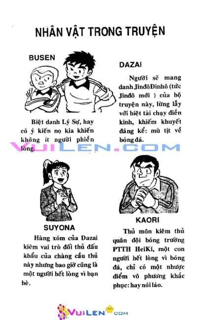 Jindodinho - Đường Dẫn Đến Khung Thành III Tập 29 page 3 Congtruyen24h