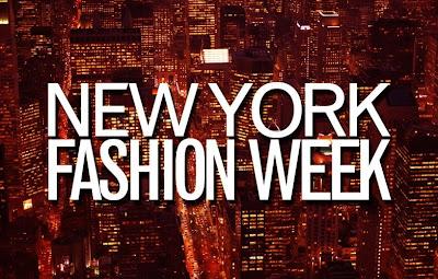 NY Fashion Week Has Started!