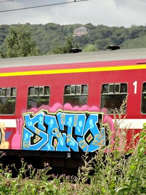 Sato graffiti