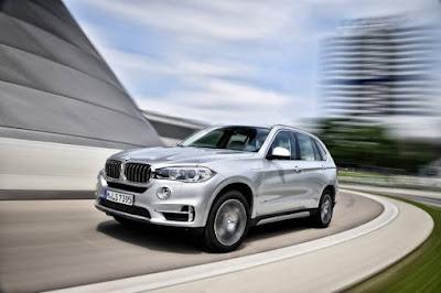 Η νέα BMW Χ5 eDrive - πρόσθετες φωτογραφίες