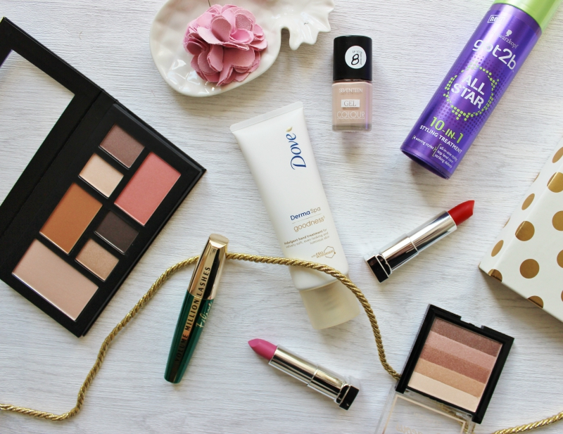 High street beauty favourites September 2015