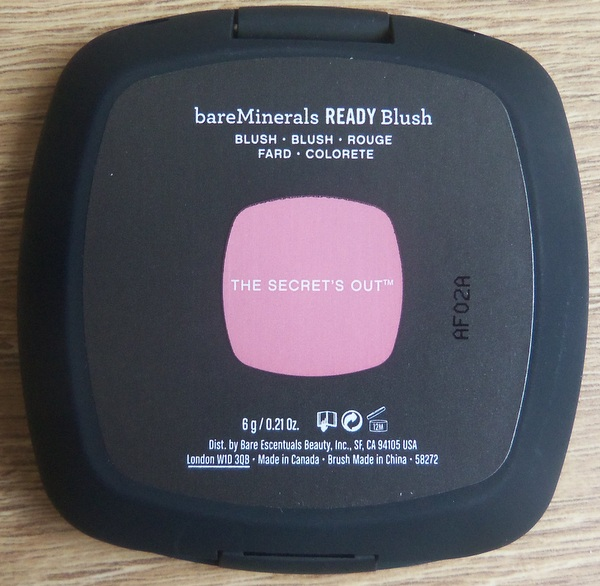 BareMinerals The Secret's Out Blush