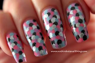 fishscale manicure