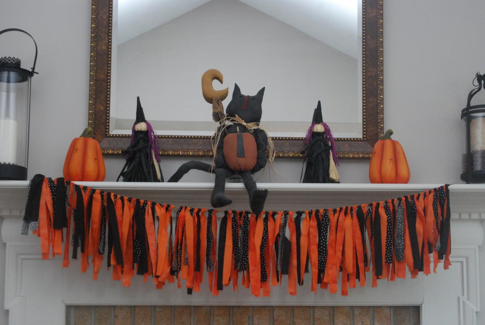 Decorating Ideas > Party Paper Scissors Halloween Decorations ~ 071241_Halloween Decoration Ideas Paper