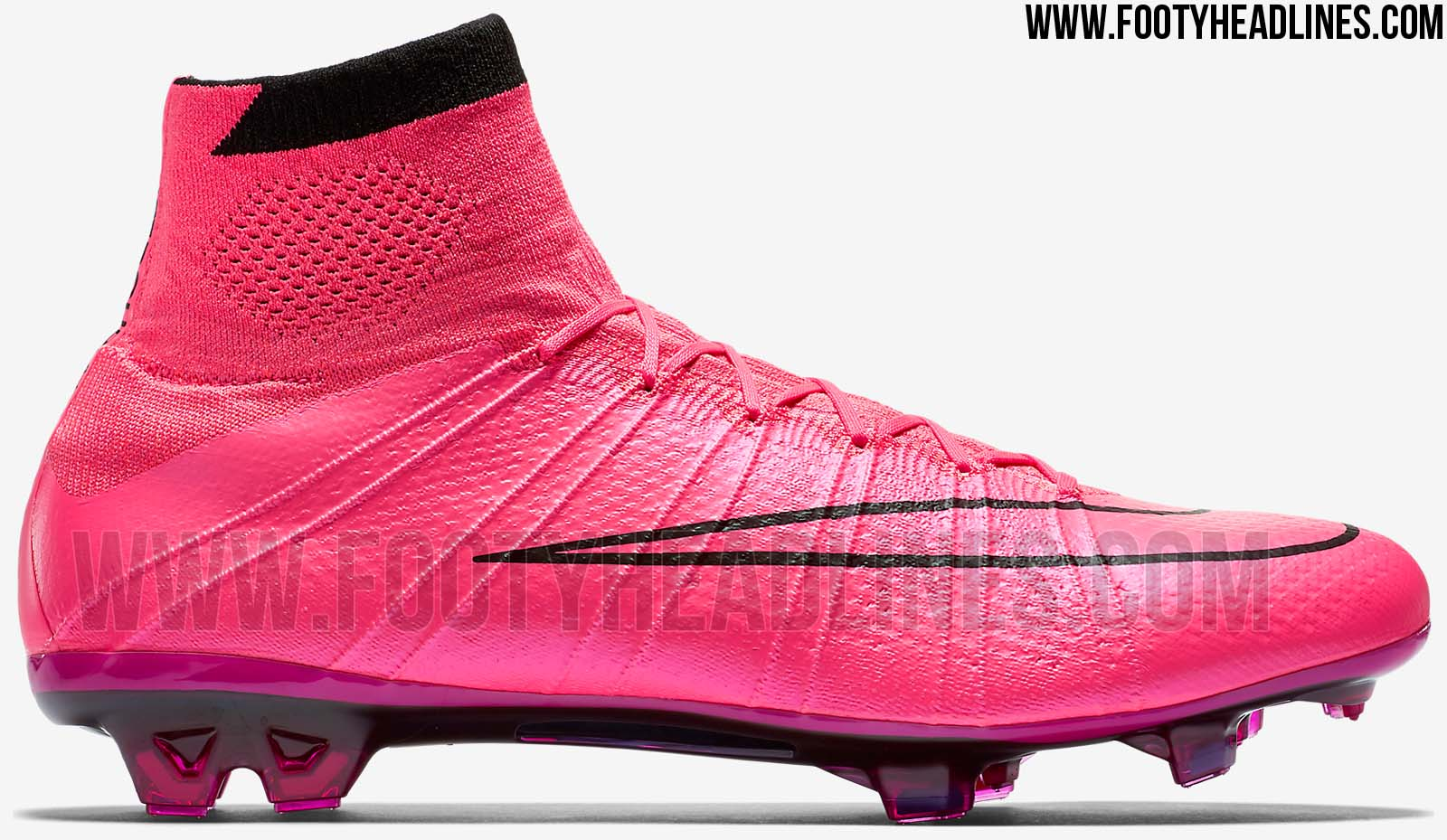 pink nike mercurial superfly 2015 2016 boots released. Black Bedroom Furniture Sets. Home Design Ideas