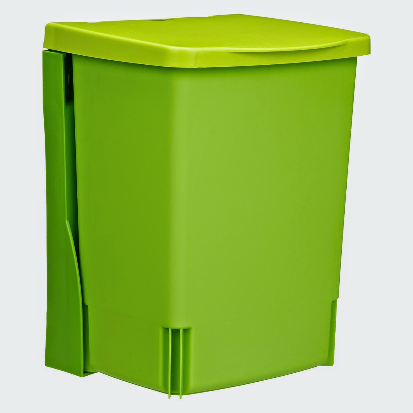 Non Organic Waste Plastic Storage Bin