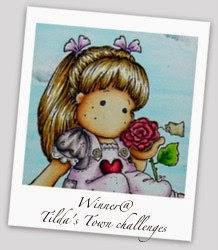 Winner Tilda`s town challenge 148