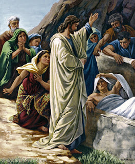 did the apostle luke meet jesus at death