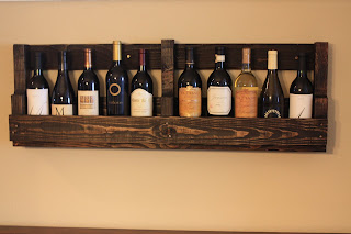 wine rack design wood