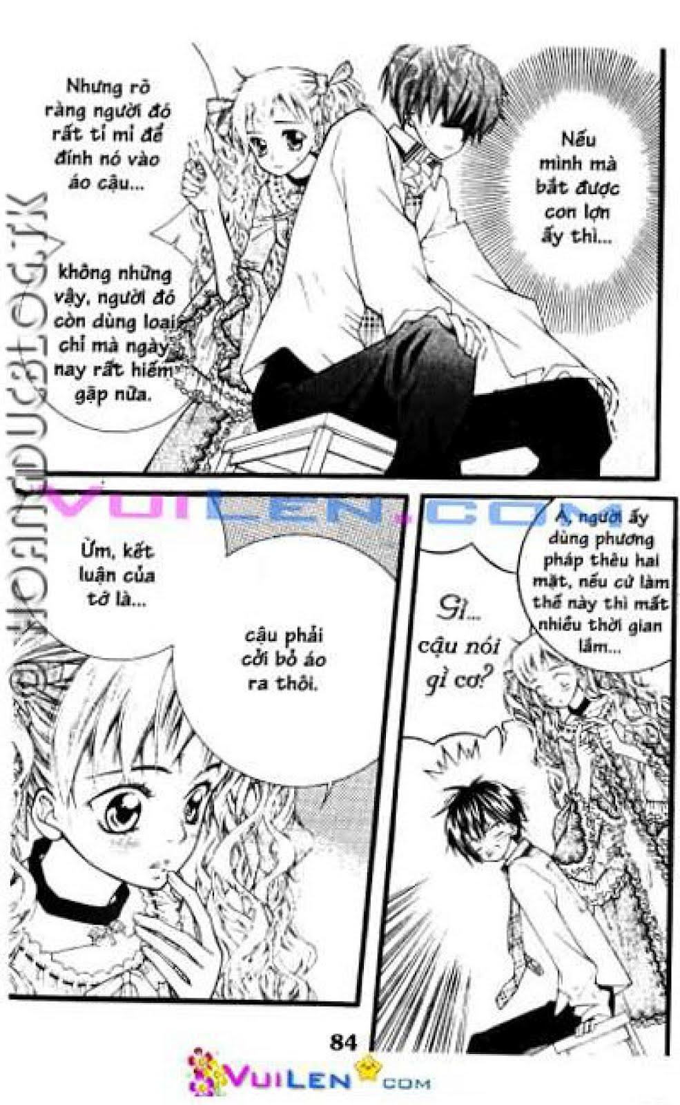 Cô dâu Heo - Pig Bride Chapter 1 - Trang 82
