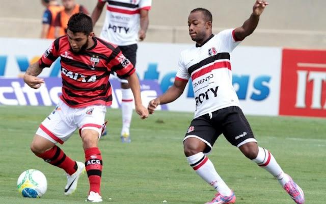 Santa Cruz x Atlético parte II