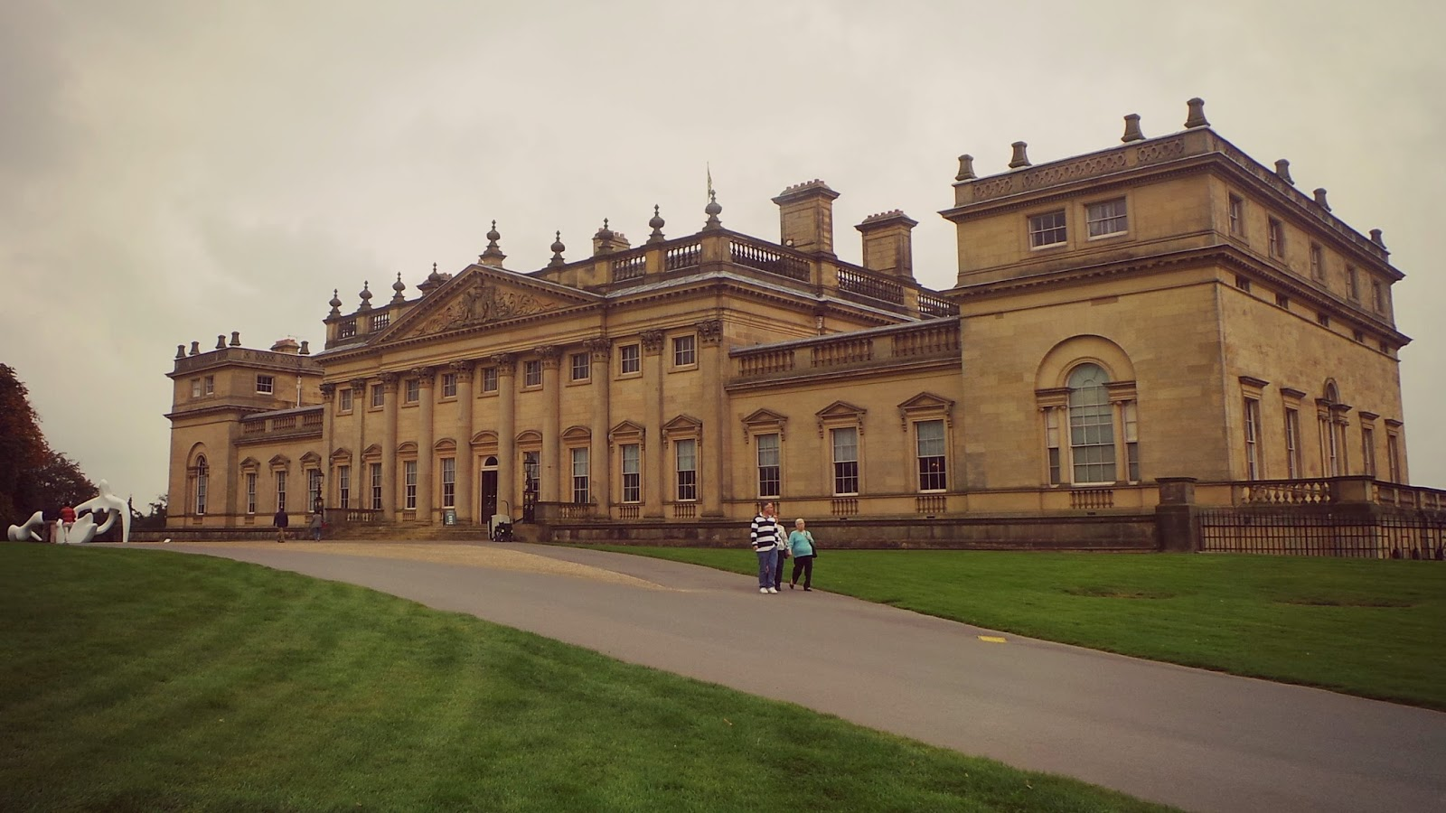 Days out Yorkshire harewood house