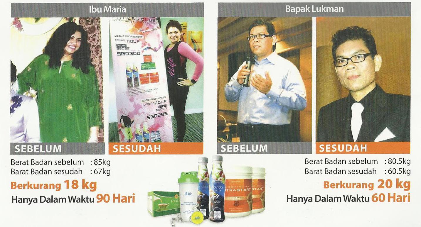 Terapi Air Bantu Turunkan Berat Badan