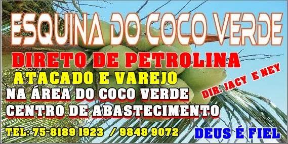 ESQUINA DO COCO VERDE