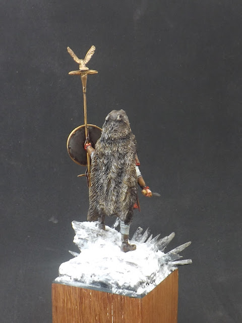 Roman Aquilifer - Ares Mythologic 75mm 009