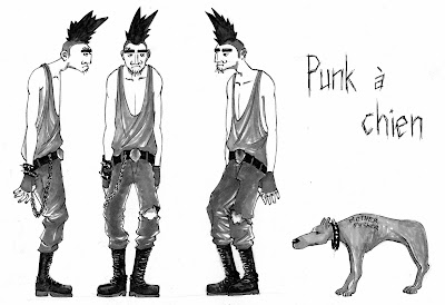 Mr. Bep: Punk à chien