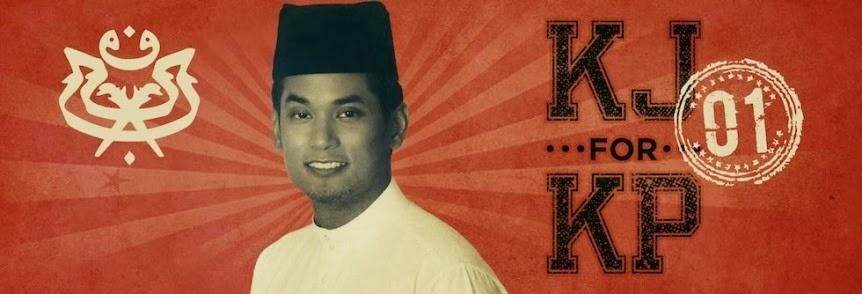 CALON KETUA PEMUDA UMNO MALAYSIA