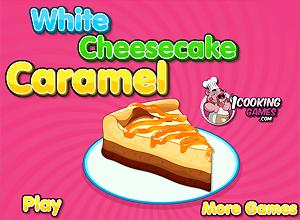 Pastel de Queso y Caramelo