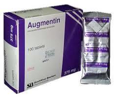 Augmentin Clavulánico ácido