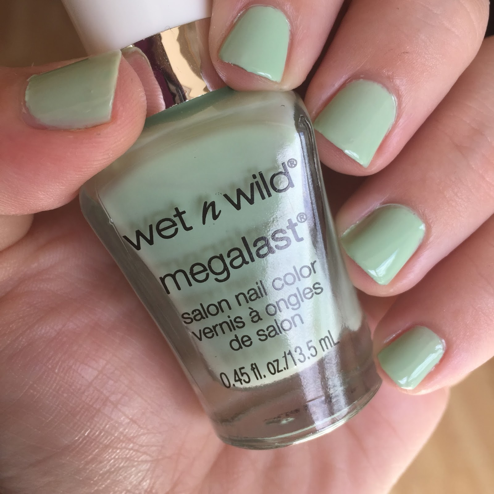 Wet N Wild Megalast Nail Polishes