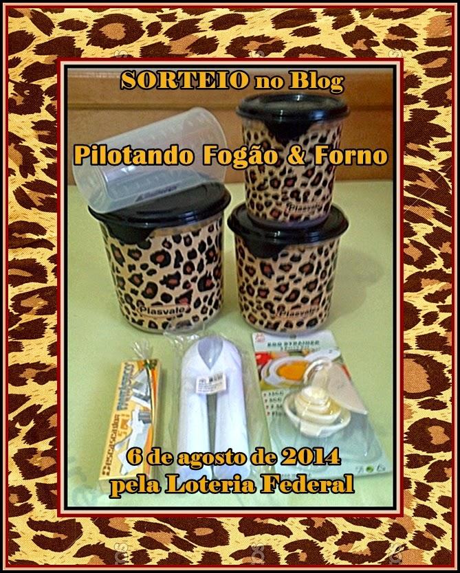 06/08/2014 - Pilotando Fogão & Forno
