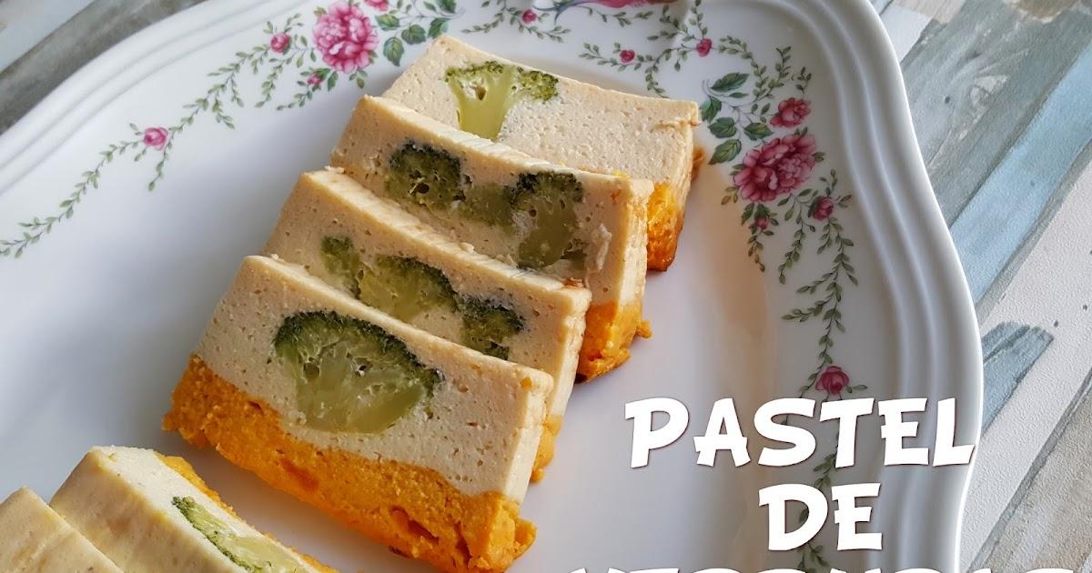 Recetas Y A Cocinar Se Ha Dicho Pastel De Verduras
