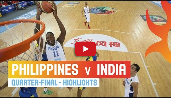 Replay: Philippines' Gilas Won Over India in 2014 Asian Games Recap