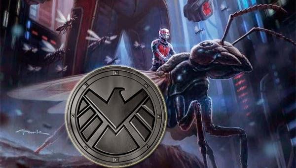 Ant-Man y Agentes de S.H.I.E.L.D.